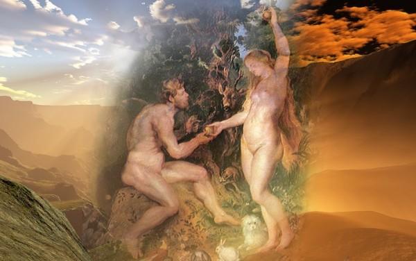 Le mental et la sortie de l'Eden